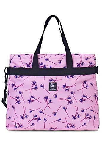 Borsa Donna Invicta College Shopper Porta Pc Con Tracolla Scuola Seven 201819 Mis 45x38x7 Cm Colori Vari 0