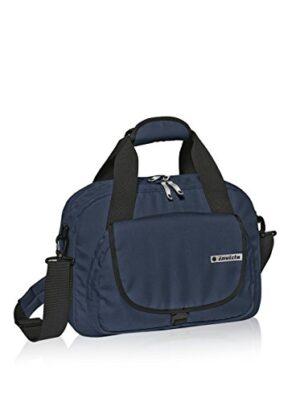 Borsa Tracolla Invicta Messenger Computer Bag Porta Laptop 13 Blu Ufficio 0