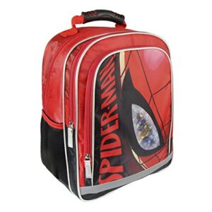 Cerd 2100002253 Zaino Scuola Premium Con Stampa Spiderman Rosso 38 Cm 0