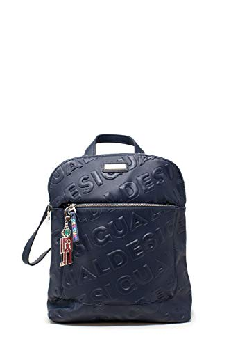 Desigual Zaino Donna Coloreama Nanaimo Blu Navy 0