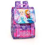 Disney Frozen 59112 Zaino Da Scuola Estensibile Poliestere Multicolore 0