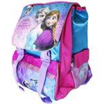 Disney Frozen Elsa E Anna Zaino Estensibile Scuola Elementare Medie Con Gadget In Omaggio 0 1
