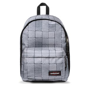 Eastpak Out Of Office Zaino 44 Cm 27 L Grigio Cracked White 0