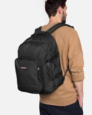 Eastpak Provider Zaino Casual Unisex Nero Black 33 Liters Taglia Unica 44 Centimeters 0 0