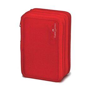 Faber Castell 570021 Astuccio Rosso 0