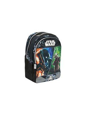 Giochi Preziosi Scuola Tw928000 Star Wars Zaino Discovery Con Gadget 0