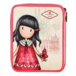 Gorjuss Cityscape Time To Fly Double Filled Pencil Case 0 4