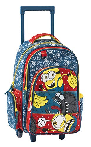 Graffiti Despicable Me Minions Zaino 44 Cm Multicolore Multicolor 0