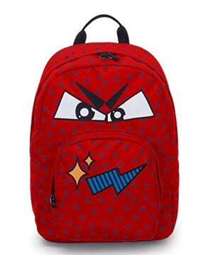 Invicta Zaino Ollie Face Pack Fantasy Fiesta Red S18 206001855411 0