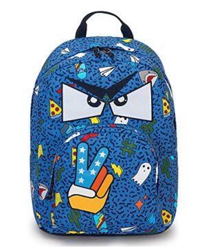 Invicta Zaino Ollie Face Pack Fantasy Royal Blue S18 206001855535 0