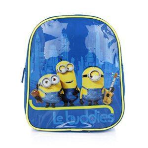 Kids Euroswan Minions Mn16400 Mini Zaino 24 Cm Le Buddies 0