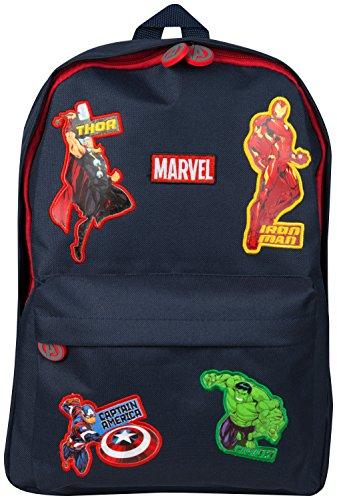 Marvel Avengers Zaino Scuola Cartella Per Bambini Zainetto Da Viaggio 0