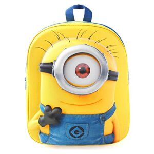 Minions Carl Zaino 28 Cm Giallo Yellow 0