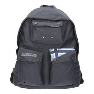 Napapijri Zaino Scuola Uomo Nero Marshal Backpack Black N8e02 0