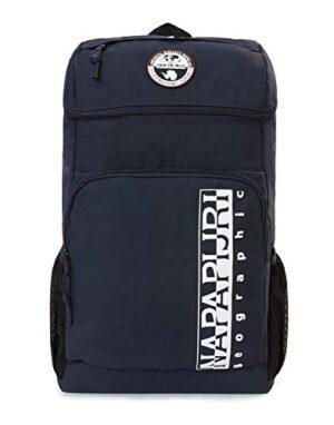Napapijri Happy Back Pack Zaino Casual 42 Cm 20 Liters Blu Blu Marine 0