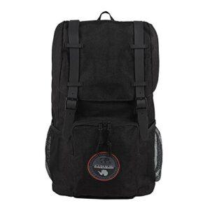 Napapijri Hoyal Day Pack Borse A Tracolla Unisex Adulto Schwarz Black 17x54x29 Cm B X H T 0