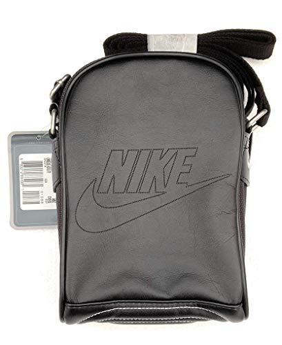 Nike Ba2214 029 Borsa A Tracolla Unisex Per Adulti Taglia Unica Colore Nero 0