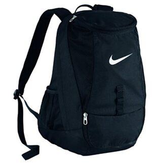 Nike Club Team Swoosh Backpack Zaino Casual 45 Cm 37 Liters Nero White 0