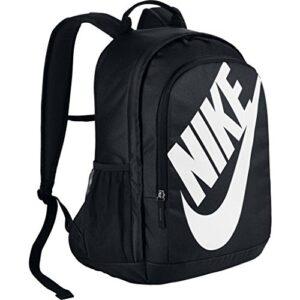 Nike Nk Hayward Futura Bkpk Solid Zaino In Poliestere Uomo Multicolore Blackwhite Taglia Unica 0