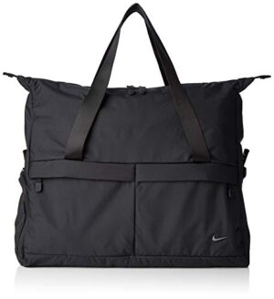 Nike W Nk Legend Club Solid Borsa Donna Multicolore Black 24x15x45 Centimeters W X H X L 0