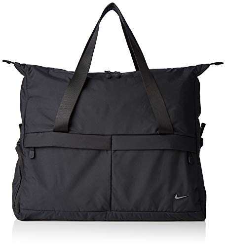 Nike W Nk Legend Club Solid Borsa Donna Multicolore Black 24x15x45 Centimeters W X H X L 0