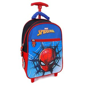 Spiderman Mini Trolley Asilo 0
