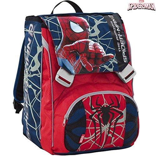Seven 204001404 Spiderman Zaino Sdoppiabile Con Personaggio 0