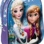 Star Licensing Disney Frozen Zainetto 3d Per Bambini 31 Cm Multicolore 0
