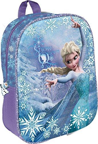 Star Licensing Disney Frozen Zainetto Medio Per Bambini Con Stampa Stellata 32 Cm Multicolore 0