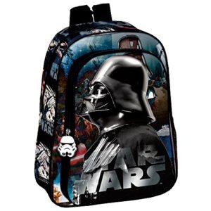 Star Wars 54483 Zaino A Tema Signore Oscuro Dimensioni 37 Cm 0