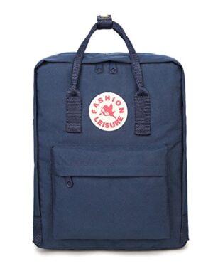 Tibes Zaino Da Uomo Zaino Della Scuola Borsa Zaino Backpack Laptop Schoolbag Zaino Per Scuola Zaino Per Pc Profondo Blu 0