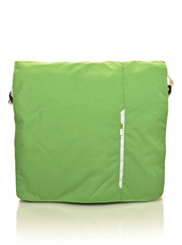 Tracolla Invicta Shoulder Bag B Color Verde Bianco Tempo Libero Studio 0