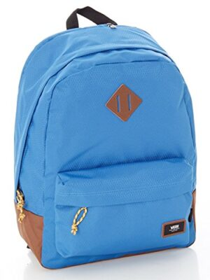 Vans Old Skool Plus Backpack Zaino Casual 44 Cm 23 Liters Blu Delfttoffee 0