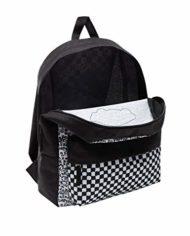 Vans Realm Backpack Letras 0 1
