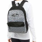 Vans Realm Backpack Letras 0 2