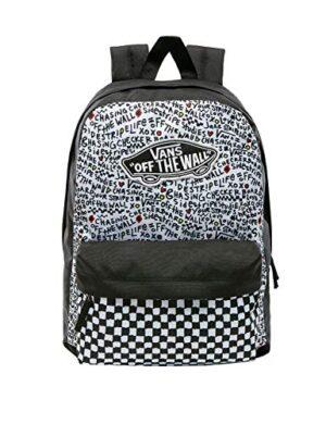Vans Realm Backpack Letras 0