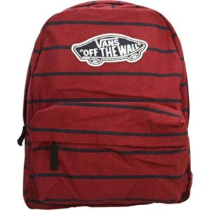 Vans Realm Backpack Zaino Casual 42 Cm 22 Liters Rosso Tibetan Red Stripe 0 0