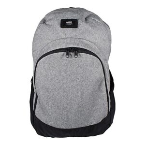 Vans Van Doren Original Backpack Zaino Casual 47 Cm 30 Liters Grigio Heather Suiting 0