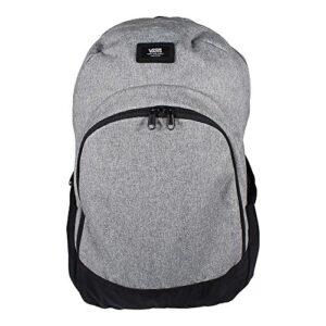 Vans Van Doren Original Backpack Zaino Casual 47 Cm 30 Liters Grigio Heather Suiting 0