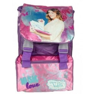 Zaino Estensibile Violetta Music Love 0