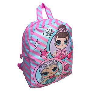 Zaino Lol Suprise Asilo Scuola Materna Borsa Bambina Dimensioni Cm 27x22x85 B98546mc 0