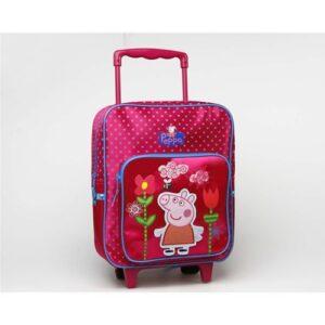 Zaino Cartella Trolley Peppa Pig Misure 35x28x12cm 0