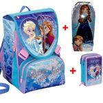 Zaino Frozen Seven New 2017 Follow Your Heart Scuola Sdoppiabile Big Pattina Sfogliabile 28 Lt Schoolpack Si Illumina Al Buio Astuccio 3 Scomparti Bambola Anna 0