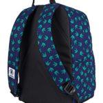 Zaino Invicta Ollie Pack Face Fantasy 25 Lt Blu Tasca Per Portatile E Tablet 0 2