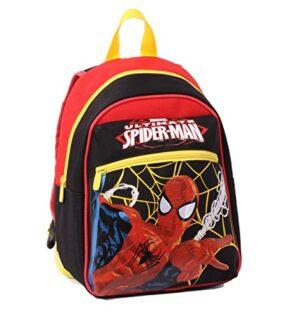 Zaino Da Scuola Spider Man Small Poliestere Multicolore 0