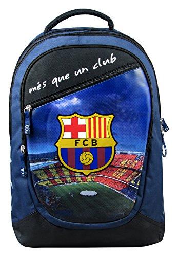 Zaino Della Squadra Di Calcio Spagnola Fc Barcelona Collezione Ufficiale Fc Barcelona 0