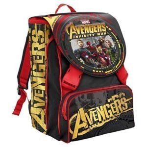Zaino Estensibile Avengers Limited Edition E Personaggio Marvel 0