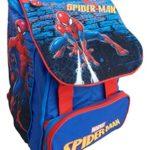 Zaino Marvel Spiderman Blu Rosso Scuola Bambini 0 0