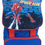 Zaino Marvel Spiderman Blu Rosso Scuola Bambini 0 1