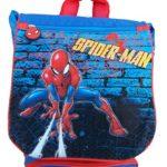 Zaino Marvel Spiderman Blu Rosso Scuola Bambini 0 2